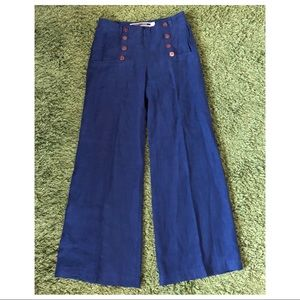 Daughters of The Liberation Wide Leg Pants Size 2